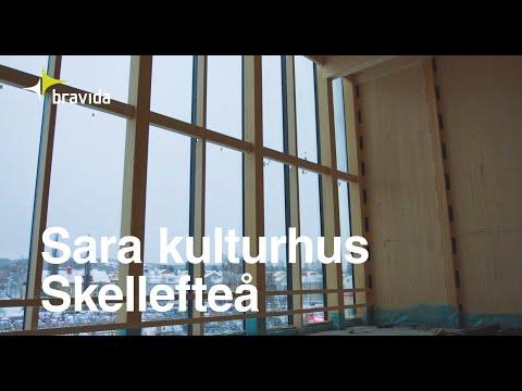 Dom Kultury Sara w Szwecji
