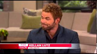Келлан Латс, Келлан Латс в студии CBS (9 января 2014)