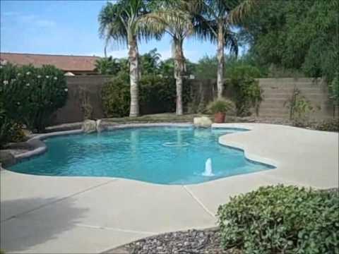 Casa Grande Arizona homes private swimming pools