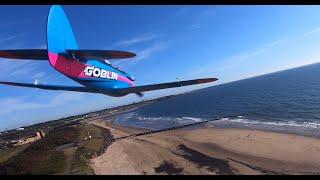 Durafly Goblin Flight & Review