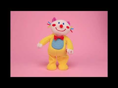 """Happy Baby Игрушка музыкальная """"MR.CAT"""""""