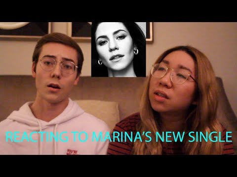 MARINA (and The Diamonds?) - Handmade Heaven (REACTION!) - The JV Team