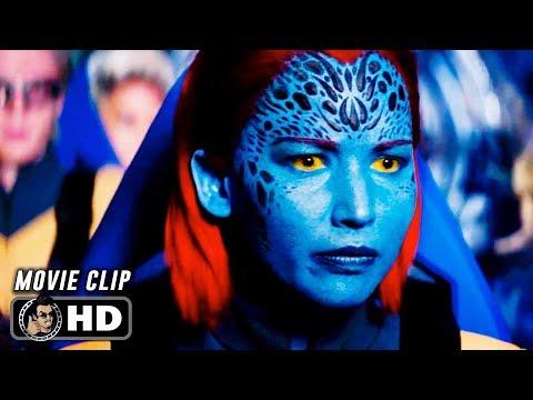 DARK PHOENIX Clip - Saving Space Shuttle (2019) X-Men