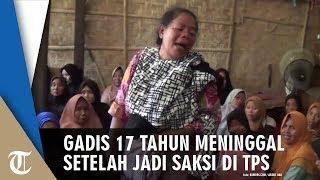 Gadis 17 Tahun Meninggal setelah Jadi Saksi di TPS sejak Subuh hingga Subuh