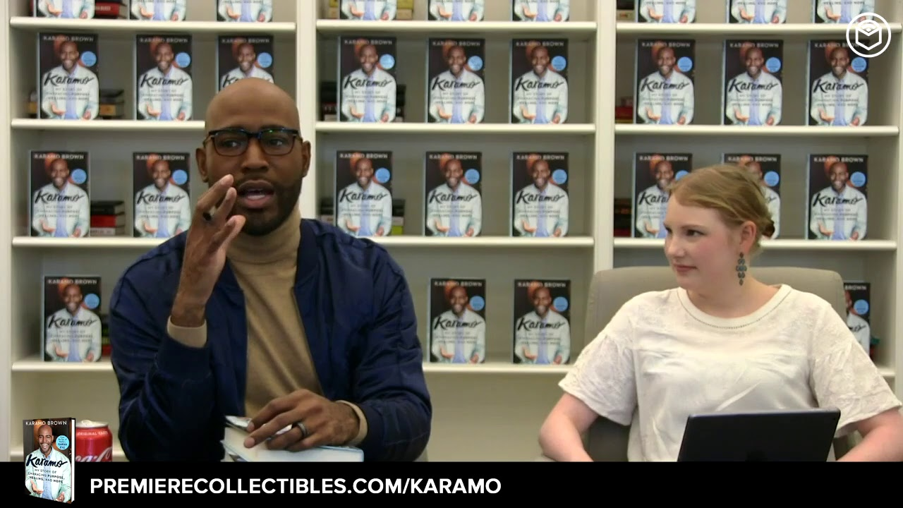Karamo: My Story of Embracing Purpose, Healing, and Hope by Karamo Brown