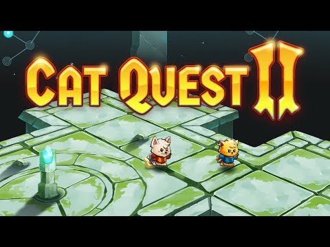Cat Quest II - Two paws are better than one! thumbnail