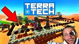DID I CREATE FAST TRAVEL?!?! - TerraTech #9