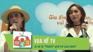 """Thu Trang vs Diệu Nhi - Ai sẽ là """"Thánh"""" phá hit của năm?"""
