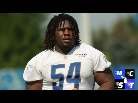 Detroit Lions Players Who Shined During First Day of Padded Practice of Training Camp!!!