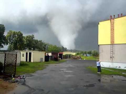 Ja pier... tornado!