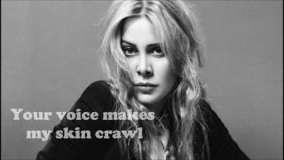 Anouk - Lost (Lyrics)