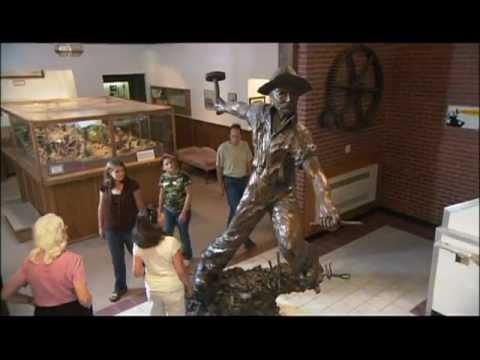 video 0 - National Mining Hall of Fame & Museum gallery