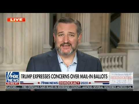 Cruz Previews Hearing on Antifa & Anti-American Violence