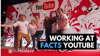 Facts Channel Try A YouTube Convention For The First Time