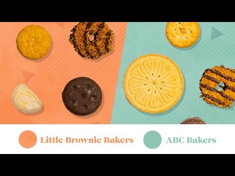 Girl Scout cookie taste test