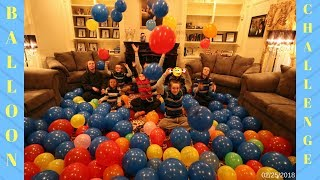 Epic Balloon Challenge