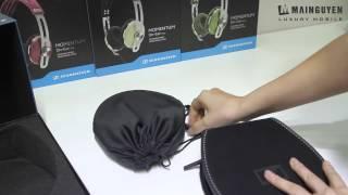 [Khui hộp] Tai nghe Sennhieser Momentum On Ear - www.mainguyen.vn