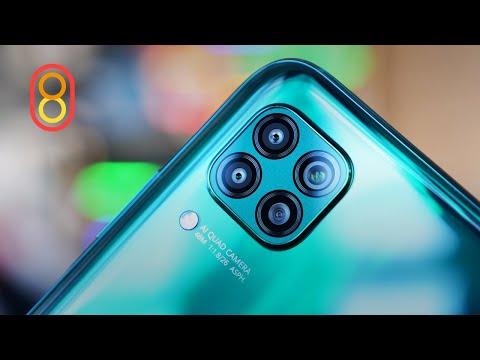 Новый HUAWEI P40 Lite — первый обзор видео