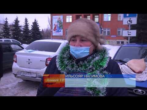 Мясная ярмарка в Альшеевском районе