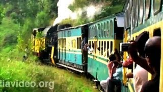 Train Journey To Ooty
