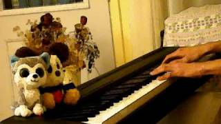 I Believe Nikki Yanofsky J'imagine Annie Villeneuve Piano Vancouver Olympic Theme