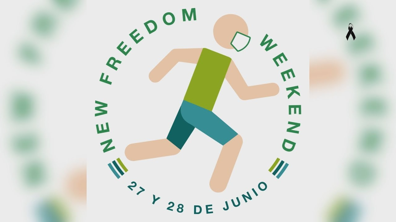 "José Carlos Gómez promociona el ""New Freedoom Weekend"""