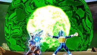 Can Any Attacks Stop Omega Blaster?! - Dragon Ball Xenoverse 2 Mods