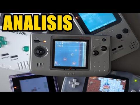 CVG - Neo Geo Pocket Color Analisis