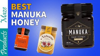 ✅ Manuka Honey: Best Manuka Honey Reviews 2020 [Top Rated]