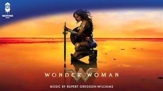 The God Of War - Wonder Woman Soundtrack - Rupert Gregson-Williams [Official]