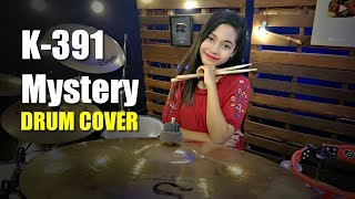 K 391   Mystery (feat. Wyclef Jean) Drum Cover By Nur Amira Syahira