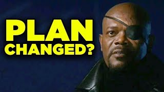 Iron Man Deleted POST CREDIT Scene Revealed! Fury's Alternate Plan!