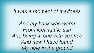 Kt Tunstall - Moment Of Madness Lyrics
