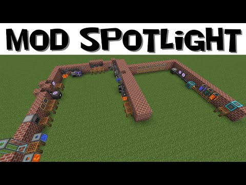 ExtraCells 2 Mod Spotlight 1/2 - Getting Started - Basic functionality (MC 1.7.10)
