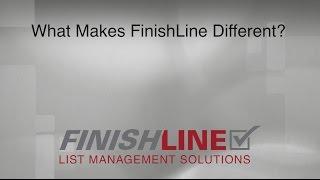 FinishLine video