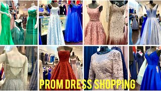 PROM Dress Shopping 2020/ Graduation Dress /Bridesmaid Gown/ Partywear Shopping / Canada Tamil Vlogs