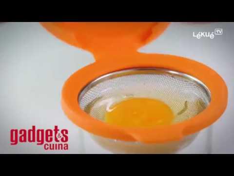 Molde cocedor de huevos poché Lekue