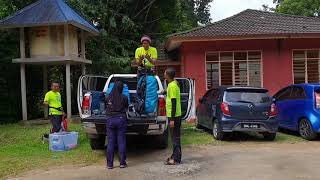 preview picture of video 'Gunung Sarut, Setiu, Terengganu'