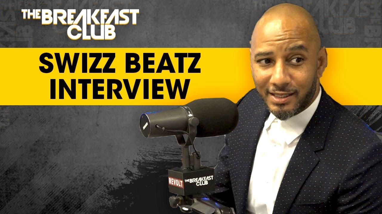 Swizz Beatz on The Breakfast Club