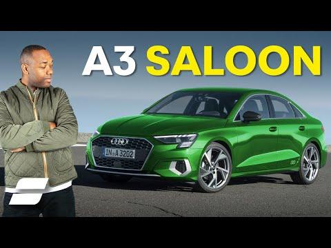External Review Video 9eCxeK5JSNc for Audi A3 Sportback (4th gen, Typ 8Y)
