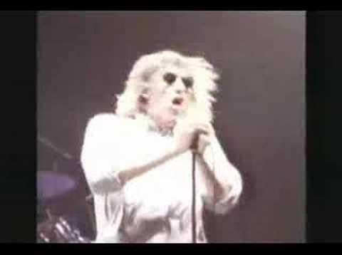 Talk Talk Give it Up London 1986