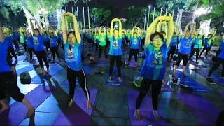 اغاني حصرية منوعات الآن | رياضة اليوغا في #فيتنام تحميل MP3