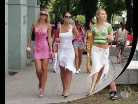 Ouvir 3 Garotas Na Calçada