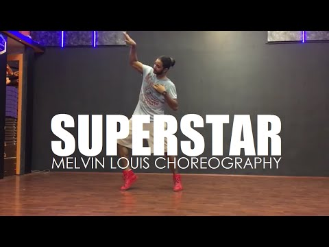 Superstar - Aluna George | Melvin Louis Choreography