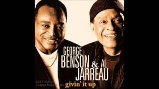Givin'It Up For Love   George Benson & Al Jarreau HQ