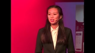 Living The Life Of Food Allergies | Julia Cecilia | TEDxWhitneyHigh
