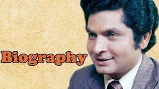 Asrani - Biography - Download this Video in MP3, M4A, WEBM, MP4, 3GP