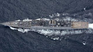 Indian Navy quietly deployed warship in South China Sea after Galwan clash - Download this Video in MP3, M4A, WEBM, MP4, 3GP