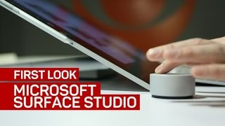 Microsoft Surface Studio review
