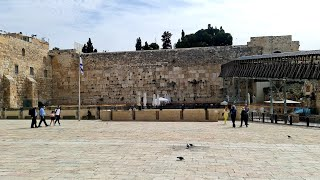 Western Wall, Wailing Wall. why it's important? how old it is? is it Holy?